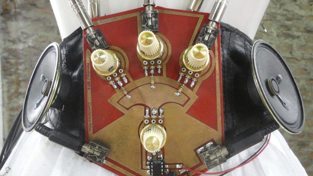 cinturon amplificador corazonderobota
